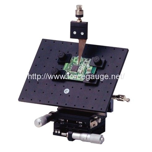 LF fixture for Soldering strength test