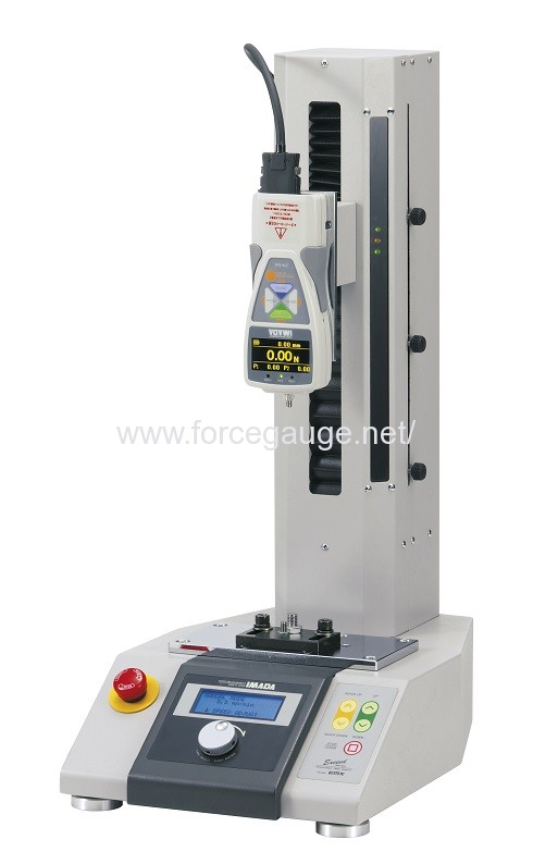 EMX-1000N Vertical motorized test stand (The force gauge is not included)