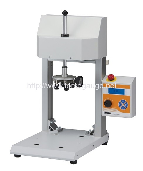 Motorized Torque Stand MTS series is used as a torque testing machine when using with IMADA torque gauge DTXS/DTXA series